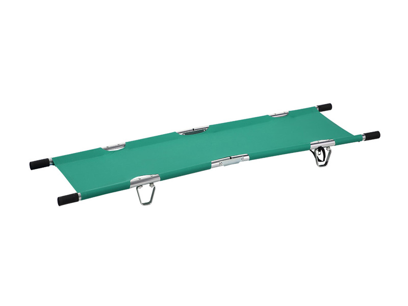 Folding stretcher (two fold)