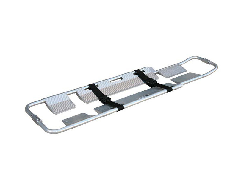 Scoop stretcher (retractable and foldable six-piec...