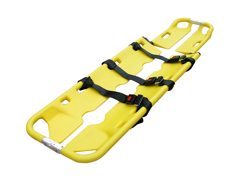 Scoop stretcher (plastic)