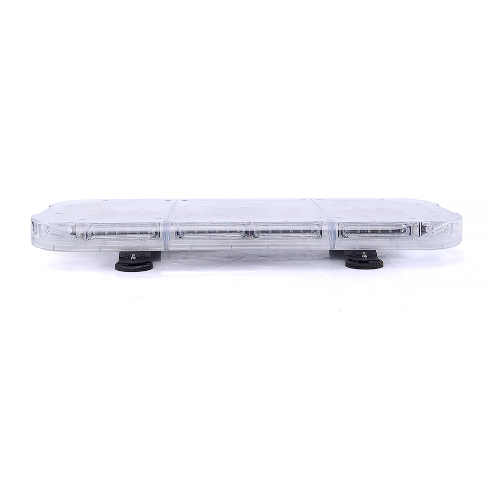 High quality CE  Police Light Amber Emergency Mini Light bar For Emergency Vehicles